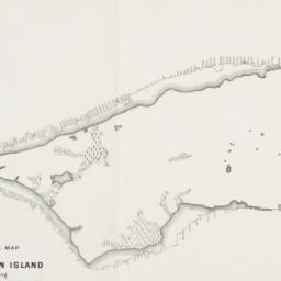Outline map of Manhattan is...
