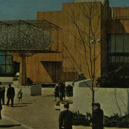 American Express Pavilion, ...