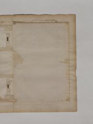 Serlio Book VI Plate 34 text verso