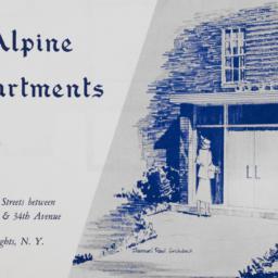 Alpine Apartments, 76 Stree...