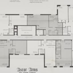Astor Arms, 789 Astor Avenue