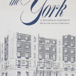 The     York, 488 Seventh A...