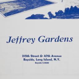 Jeffrey Gardens, 215 Street...