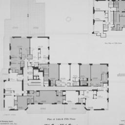 136 E. 55 Street, Plan Of 1...