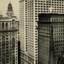 Equitable Building & Singer...