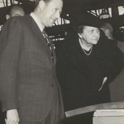 Frances Perkins at Lockheed