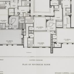 75 Central Park West, Plan ...