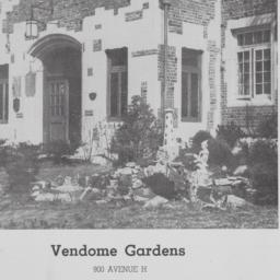 Vendome Gardens, 900 Avenue H