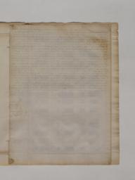 Serlio Book VI Plate 56 text verso