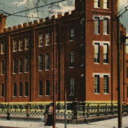 47th Regiment Armory, Brook...