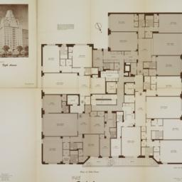 945 Fifth Avenue, Plan Of 1...