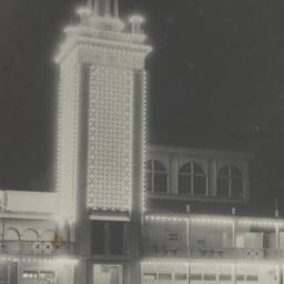 Dreamland Park Tower at Night