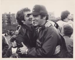 Bill Campbell and Tom Penders