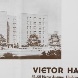 Vietor Hall, 83-60 Vietor A...