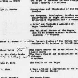 List of Carnegie-Myrdal Stu...