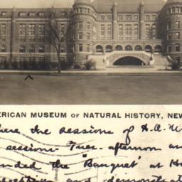 American Museum of Natural ...
