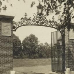2197. The Merrill Memorial ...