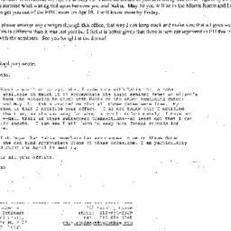 Correspondence, 2004-04-14....