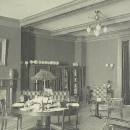 [University Club, interior]