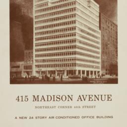 415 Madison Avenue