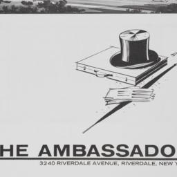 The     Ambassador, 3240 Ri...