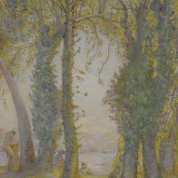 Landscape No. 2 with Bathers