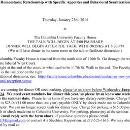 Minutes, 2014-03-06. Appeti...