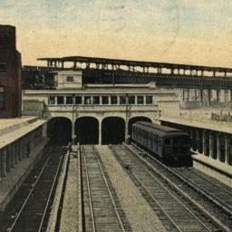 62nd St. Subway Station, Bo...