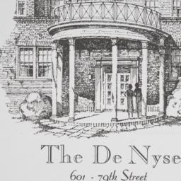 The     De Nyse, 601 79 Street