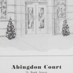 Abingdon Court, 75 Bank Street