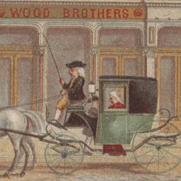 Wood Brothers, Carriage Man...