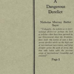 League of Nations News, Vol...