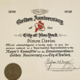 Citation, Golden Anniversar...