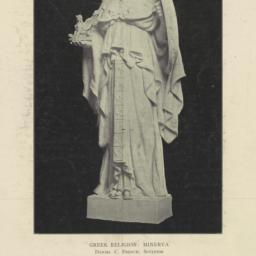 Greek religion: Minerva. Da...