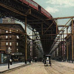 The     Elevated at 8th Ave...