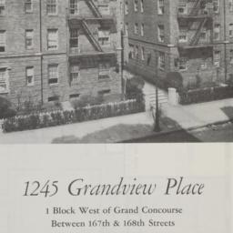 1245 Grandview Place