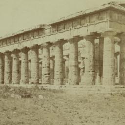 Pesto - Tempio di Nettuno