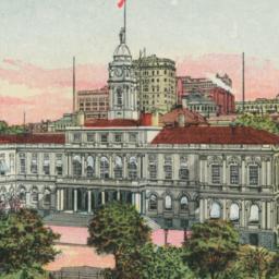 City Hall , New York
