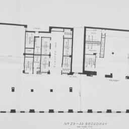 29 Broadway, Plan Of 3rd Floor