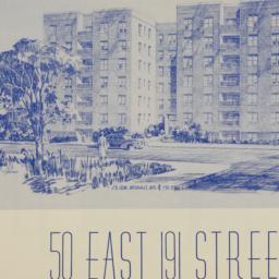 50 East 191 Street