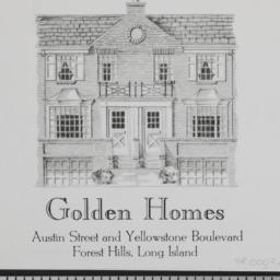 Golden Homes, Austin Street...