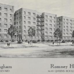The     Rockingham, Romney ...