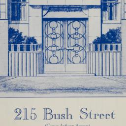 215 Bush Street