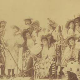 Joan of Arc cast photo