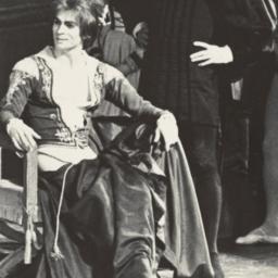Rudolf Nureyev in Romeo and...