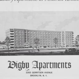 Digby Apartments, 2265 Gerr...
