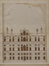 Serlio Book VI Plate 56 recto