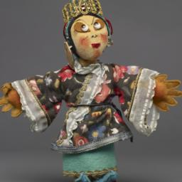 Chinese Female Doll