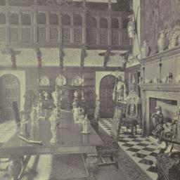 Interior of Messrs. Hampton...
