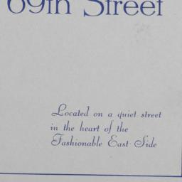 115 East 69th Street